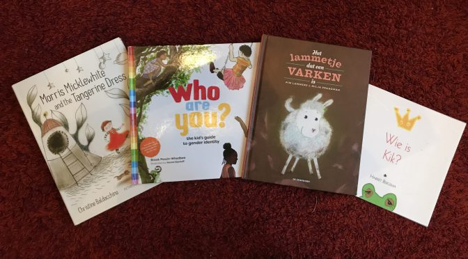 LHBT+ kinderboeken