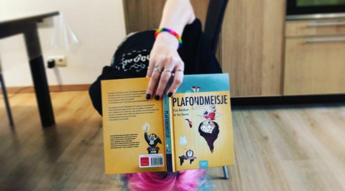 Boek review: Plafondmeisje